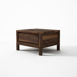 Solid BEDSIDE TABLE | Mesillas de noche | Karpenter