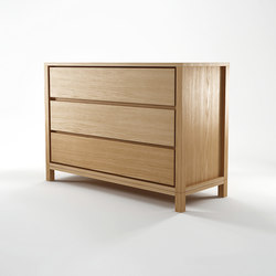 Solid CHEST 3 DRAWERS | Clothes sideboards | Karpenter