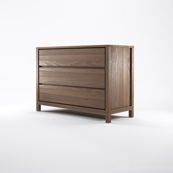 Solid CHEST 3 DRAWERS | Kleiderkommoden | Karpenter