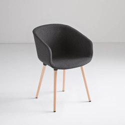 Basket Chair BLF | Visitors chairs / Side chairs | Gaber