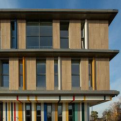 Kauri - Beige | Facade design | Laminam