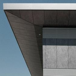 Oxide | Ejemplos de fachadas | Laminam