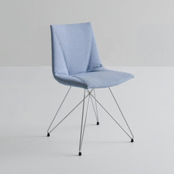 Colorfive TC | Visitors chairs / Side chairs | Gaber