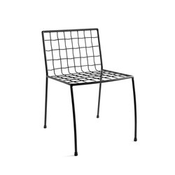 Commira Chair black | Restaurantstühle | Serax
