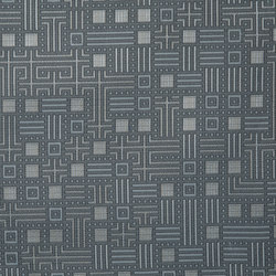Cornered 4203 01 Steeled | Fabrics | Anzea Textiles