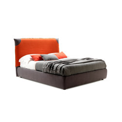 Fair Big con copritestiera well | Double beds | Bolzan Letti