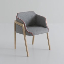 Chevalet | Lounge chairs | Gaber