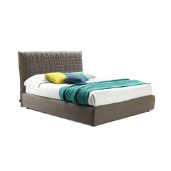Sheen Big | Double beds | Bolzan Letti