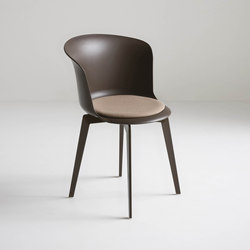 Epica SR | Visitors chairs / Side chairs | Gaber