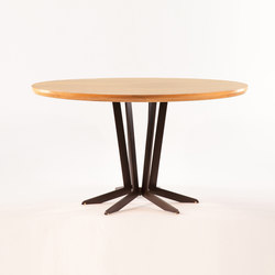 Tulipe Round Dining Table | Dining tables | Token