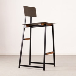 Tea Stool | Bar stools | Token