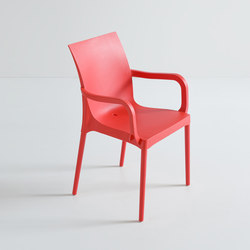 Iris B | Multipurpose chairs | Gaber