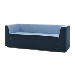 Bit sofa | Modular seating elements | Martela Oyj