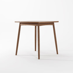 Twist SQUARE DINING TABLE | Dining tables | Karpenter