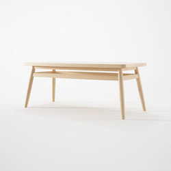 Twist RECTANGULAR COFFEE TABLE | Beistelltische | Karpenter
