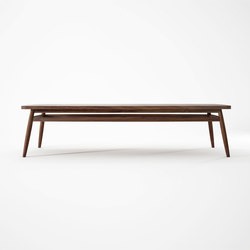 Twist RECTANGULAR COFFEE TABLE | Coffee tables | Karpenter