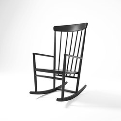 Twist ROCKING CHAIR | Chaises | Karpenter