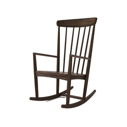 Twist ROCKING CHAIR | Chairs | Karpenter
