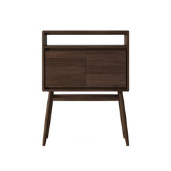 Twist CUPBOARD W/ 2 DOORS | Aparadores | Karpenter
