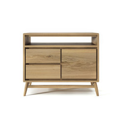 Twist SIDEBOARD W/ 2 DRAWERS & DOOR | Sideboards / Kommoden | Karpenter
