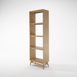 Twist DISPLAY RACK | Librerías | Karpenter