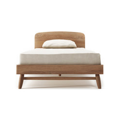 Twist  SINGLE SIZE BED | Camas | Karpenter