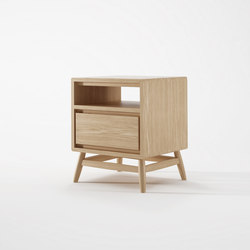Twist SIDE / BEDSIDE TABLE W/ DRAWER | Night stands | Karpenter