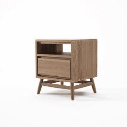 Twist SIDE / BEDSIDE TABLE W/ DRAWER | Night stands | Karpenter