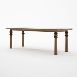Venezia COFFEE TABLE I | Tables basses | Karpenter