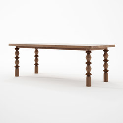 Venezia COFFEE TABLE II | Coffee tables | Karpenter