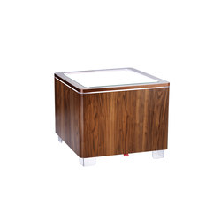 Ora LED Accu Walnut | Mesas de centro | Moree