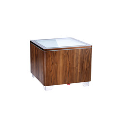 Ora Walnut Without Light | Tavolini bassi | Moree