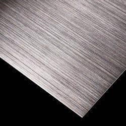 Stainless Steel | 620 | Hairline abrasive | Metal sheets | Inox Schleiftechnik