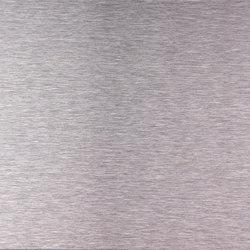 Aluminium grinding fine | 490 | Paneles / placas de metal | Inox Schleiftechnik