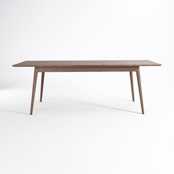 Vintage EXTENSION DINING TABLE W/ BUTTERFLY SYSTEM | Tavoli pranzo | Karpenter
