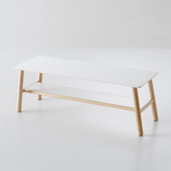 Woody | Lounge tables | Gaber