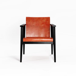 Vintage EASY CHAIR W/ LEATHER | Stühle | Karpenter