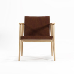 Vintage EASY CHAIR W/ LEATHER | Chairs | Karpenter