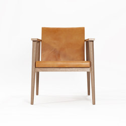 Vintage EASY CHAIR W/ LEATHER | Chaises | Karpenter