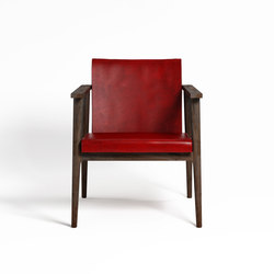Vintage EASY CHAIR W/ LEATHER | Sillas | Karpenter