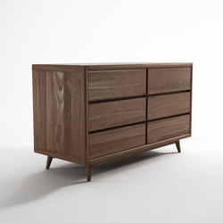Vintage CHEST W/ 6 DRAWERS | Credenze | Karpenter