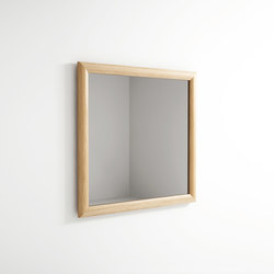 Vintage SQUARE HANGING MIRROR | Espejos | Karpenter