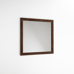 Vintage SQUARE HANGING MIRROR | Miroirs | Karpenter