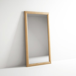 Vintage RECTANGULAR STANDING MIRROR | Spiegel | Karpenter