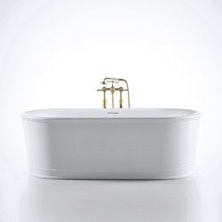 Chelsea Bath | Vasche ad isola | Claybrook Interiors Ltd.