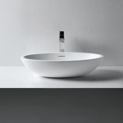 Ellipse Basin (small) | Wash basins | Claybrook Interiors Ltd.