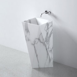 Matrix Free-standing Basin | Wash basins | Claybrook Interiors Ltd.