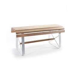 Daysign Garden Seat | Gartenbänke | Serax