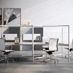 Hub | Bureaux individuels | Fantoni
