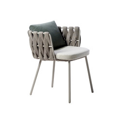 Tosca Armchair | Garden chairs | Tribu